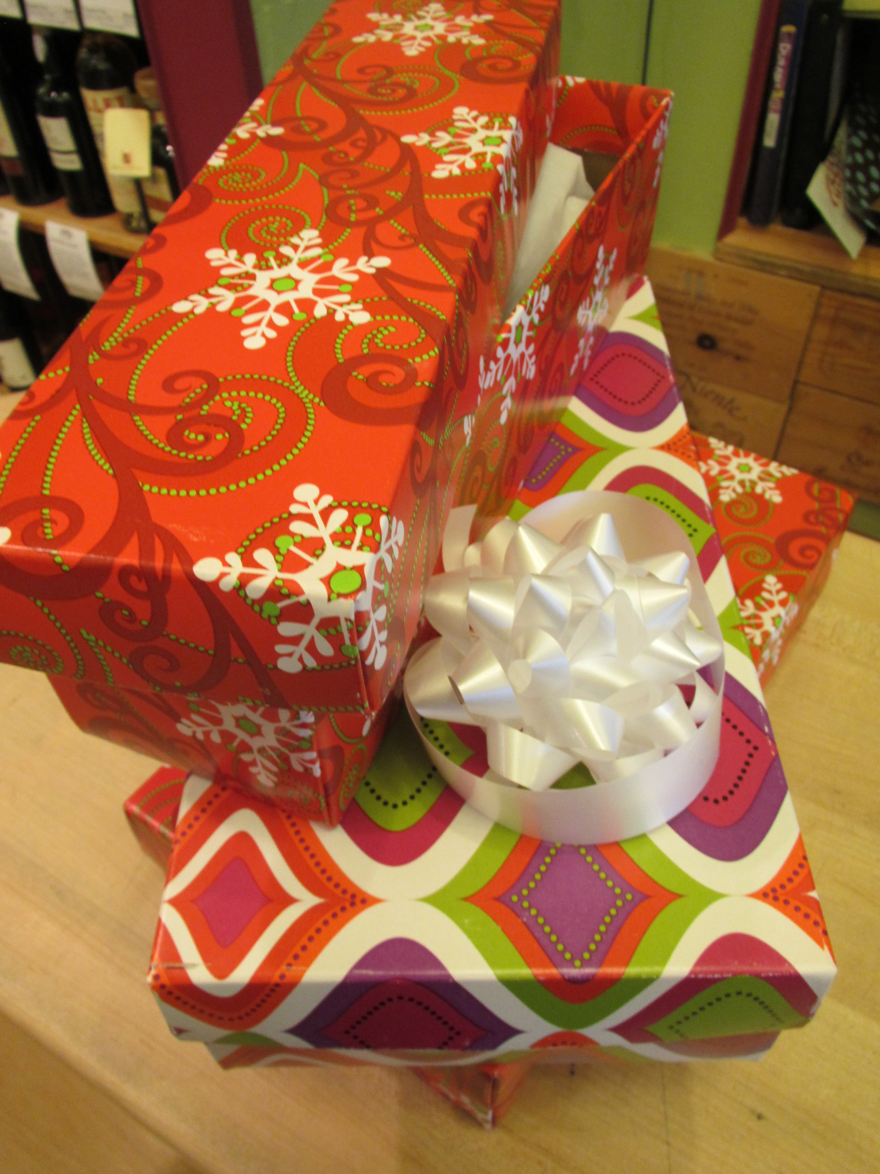 giving the gift of wine part 1 host gifts chain bridge cellars