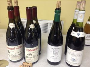 aging wines reds