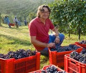 Luca Currado, winemaker/owner at Vietti