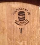 Cuvee Maison Wine Barrel