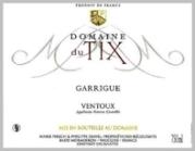 Dom Du Tix Ventoux Garrigue