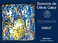 Dom De Creve Coeur CdR Villages Sablet