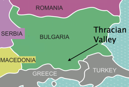 Bulgaria's Thracian Valley