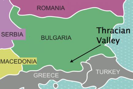 Bulgaria's Thracian Valley
