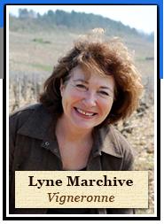 Lyne Marchive, Dom des Malandes