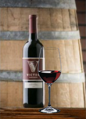 Victor Zin and glass