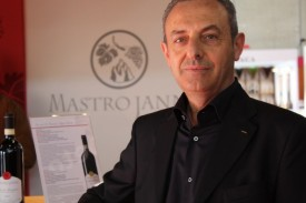 Andrea Machetti of Mastrojanni