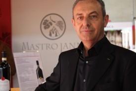 Andrea Machetti of Mastrojanni