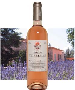 ch Vignelaure bottle