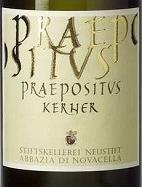 Abbazia Di Novacella Kerner Praepositus
