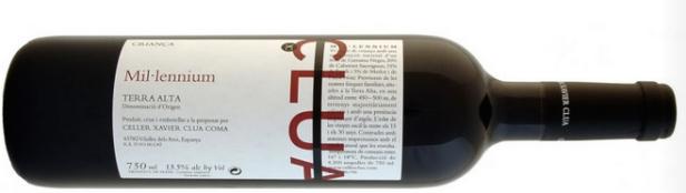 Clua Millennium bottle