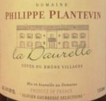 Phillippe Plantevin CDR La Daurelle