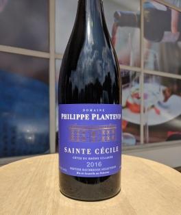 Plantevin Sainte Cecile bottle
