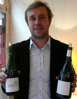 Julien Barrot of Dom Barroche