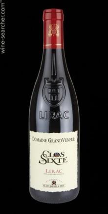 Grand Veneur Lirac Clos de Sixte Bottle