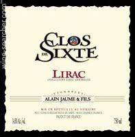 Grand Veneur Lirac Clos de Sixte
