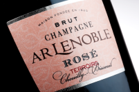 AR Lenoble Rosé Terrioirs Chouilly-Bisseul Brut NV