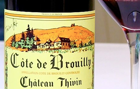 Ch Thivin cote de Brouilly with glass.png