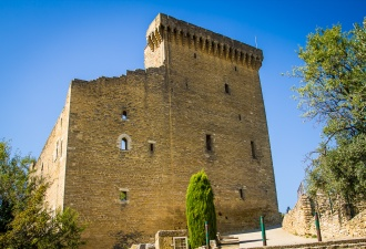 Pope's castle CdP