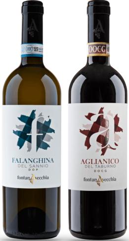 Fontanavecchia falanghina and aglianico