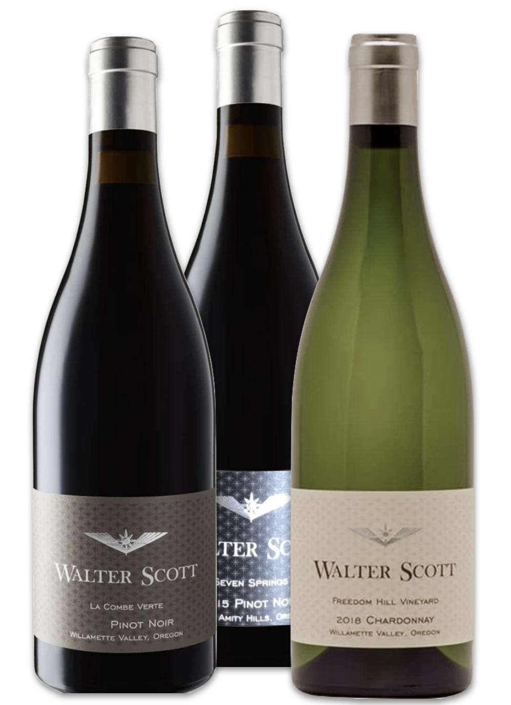 Walter Scott Trio